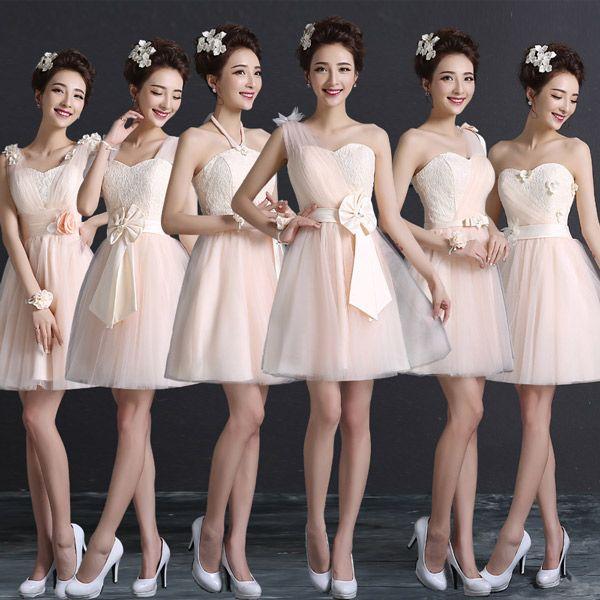 誰もが喜ばれる花嫁介添人のドレスを選ぶための7つのヒント