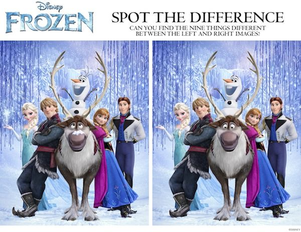 Frozen Party