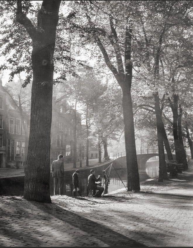 Dirk de Herder | Painter in Amsterdam | 1946