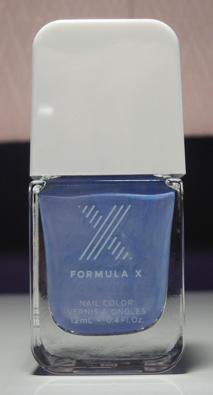 """Full+sized+bottle+of+Formula+X+""""A+Little+Sexy"""",+swatched+once."""