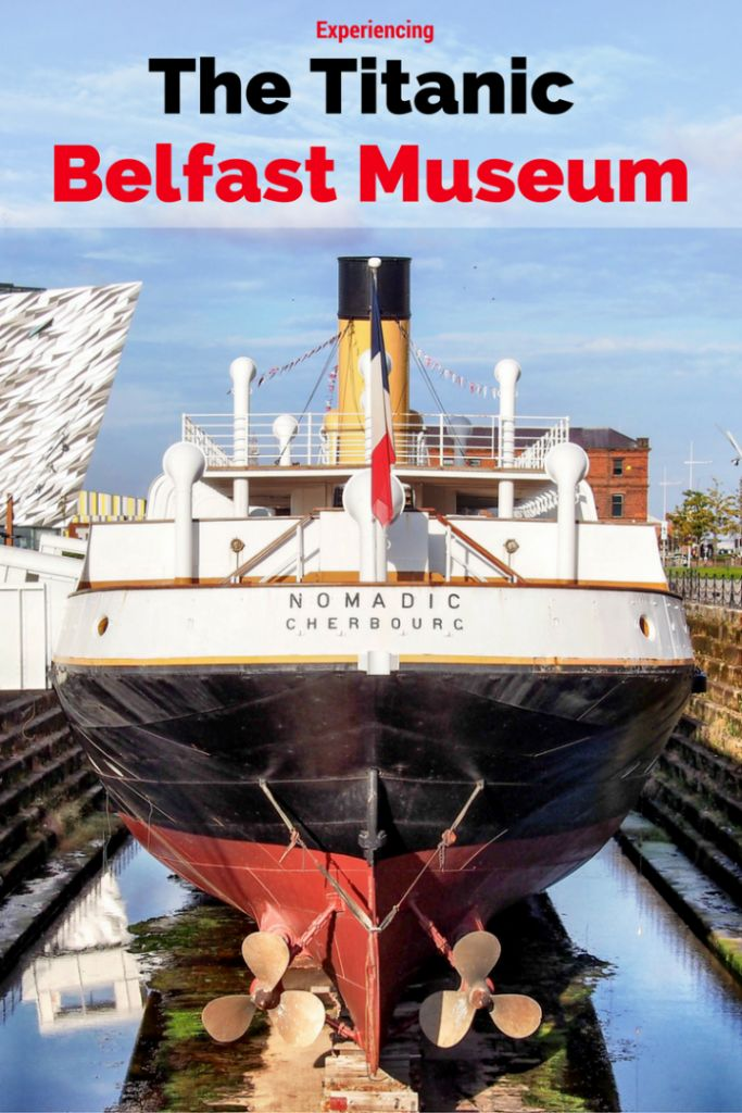 If you are heading to Northern Ireland don't miss this great museum!