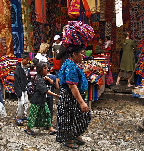 Mexico-Guatemala Trip Application?