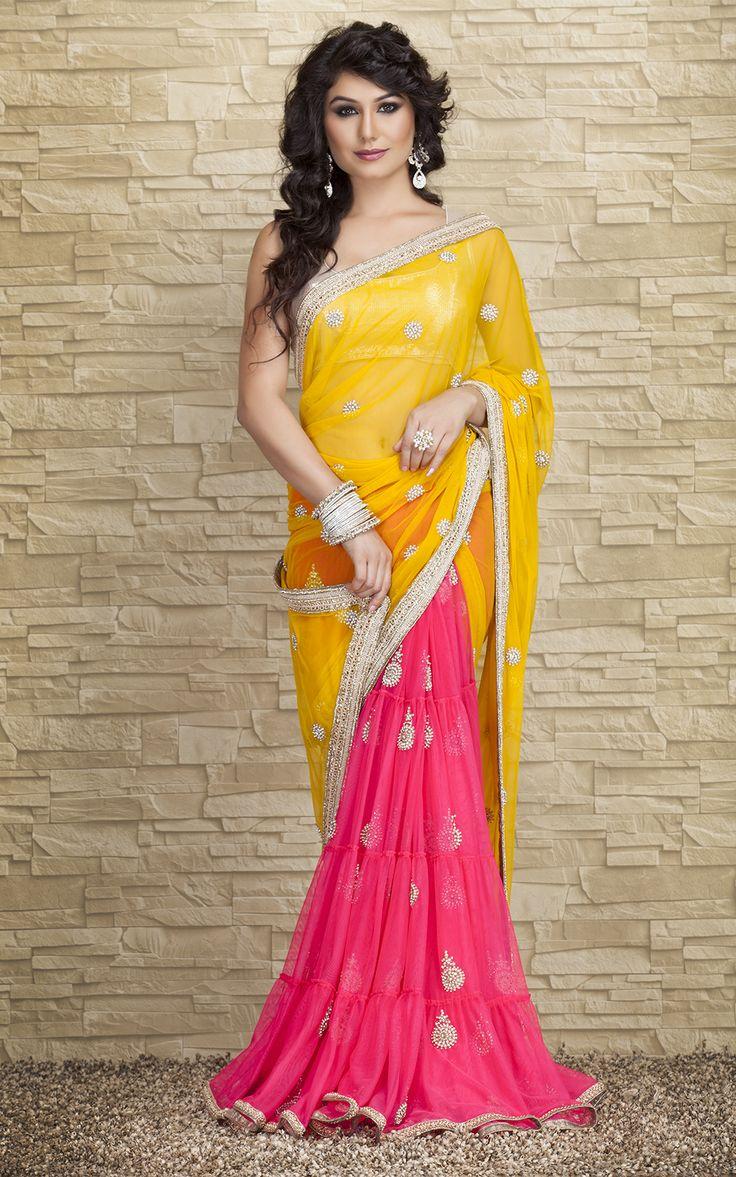 Lehenga sari, Website : http://www.bhartistailors.com/ Email : arvin@bhartistailors.com