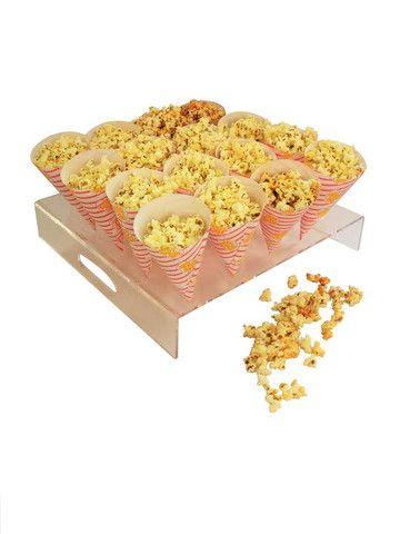 Popcorn Cone Holder, Popcorn cones ( x 1000)  , Popcorn Poster SPECIAL