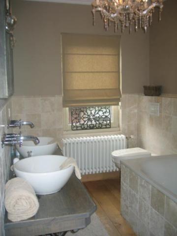 Landelijke badkamer -