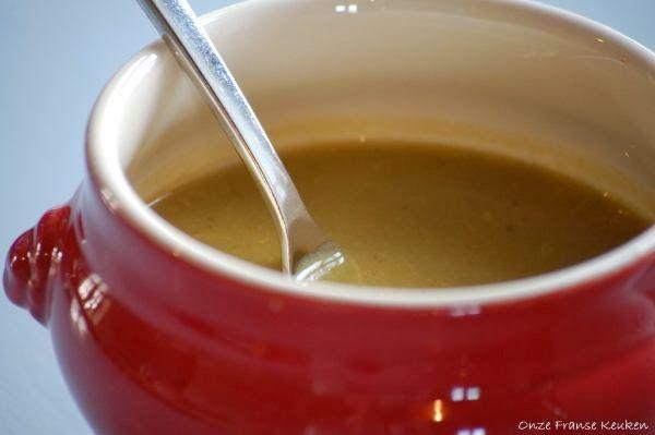 Onze Franse Keuken: Gezonde soep van de week: Broccolisoep