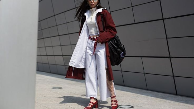 How To Wear Belts How To Wear White Jeans | StyleCaster - Discover how to make the belt the ideal complement to enhance your figure.