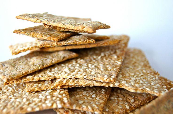 Receita de biscoito de gergelim sem glúten e ainda por cima vegana,conheça os benefícios. É prática, saudável e deliciosa para os lanches da tarde!