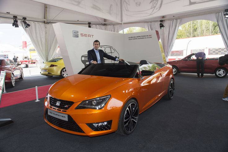 Seat Ibiza Cupster 2014