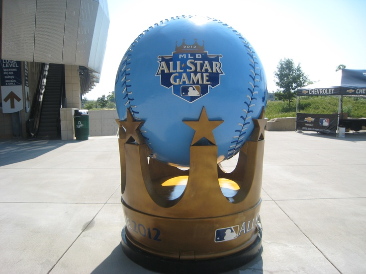 All-Star Crowns! Get yours here.: Baseball Kc, All Stars Crowns, 2012 All Stars, Royals, Established In 2012, All Stars Games, Ball Games, Kansas Cities, Fans Fest