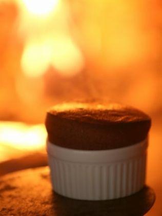 Suflê de chocolate: vale por um bolinho