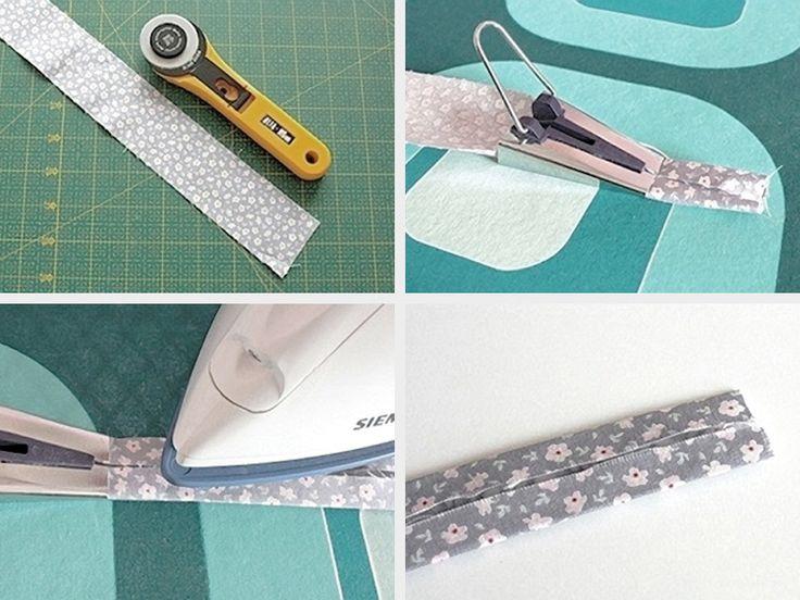 Tutoriales DIY: Cómo hacer las asas de un bolso vía DaWanda.com