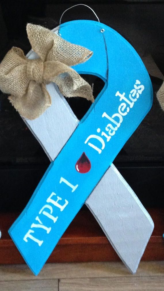 Awareness Ribbon Door Hangers