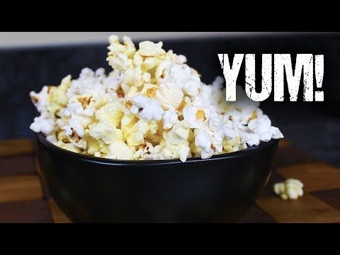 You Don't Have To Buy Microwave Popcorn Ever Again! | How Does She