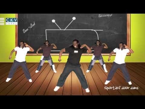 ▶ Sportief Door Dans - Rijmpje rapje dansje | dans voor het basisonderwijs - YouTube