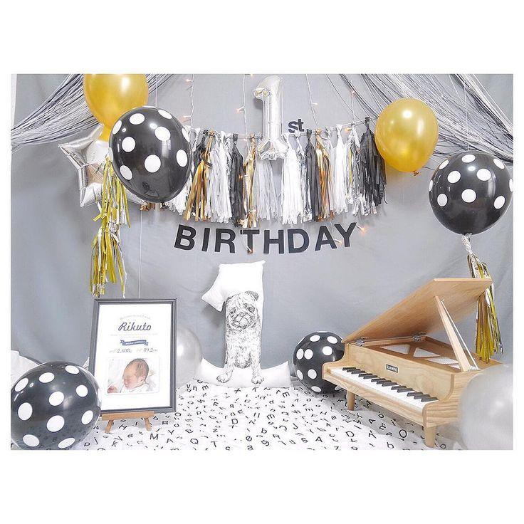 最高の1歳誕生日に。プレゼントと飾り付けで素敵な日にしませんか?【完全版】 | Anny アニー