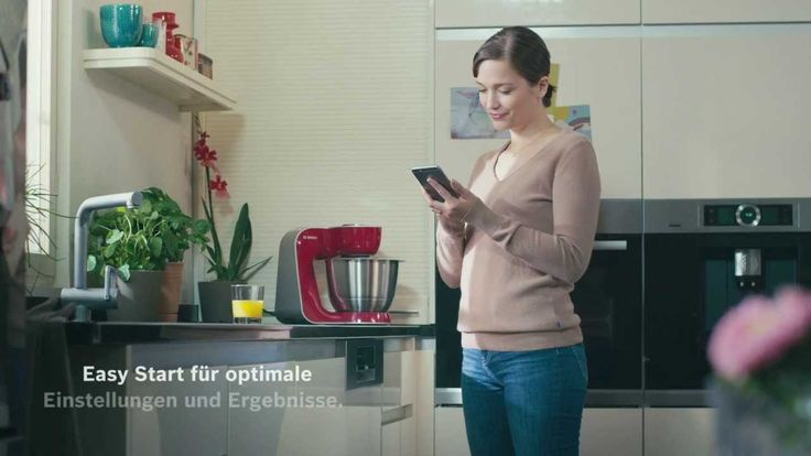 Bosch Hausgeräte mit Home Connect Funktion. Simply. Connected.
