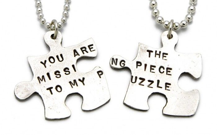 i am the missing piece