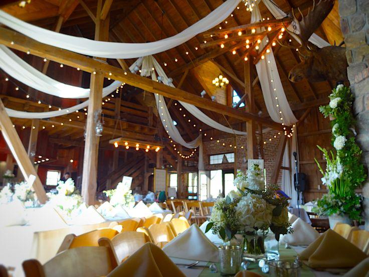Rustic Barn Wedding - Fall Wedding | Baumann's Florist