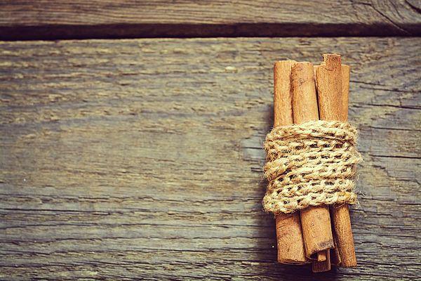 Bunch Of Cinnamon Sticks Photograph by Nadezhda Tikhaia   #NadezhdaTikhaiaFineArtPhotography #ArtForHome #HomeDecor #Cinnamon #InteriorDesign #FineArtPrints