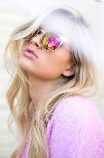 Quay Asha Sunglasses Gold   Beginning Boutique