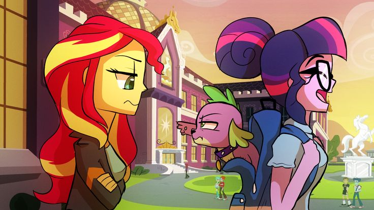 mylittleponygames:  [SciSet Daily] Day 28: Spike is Watching [art by Little-Tweenframes] Image Source: http://ift.tt/2hKtzn6  Follow My Little Pony Games for new games fan art and memes daily!