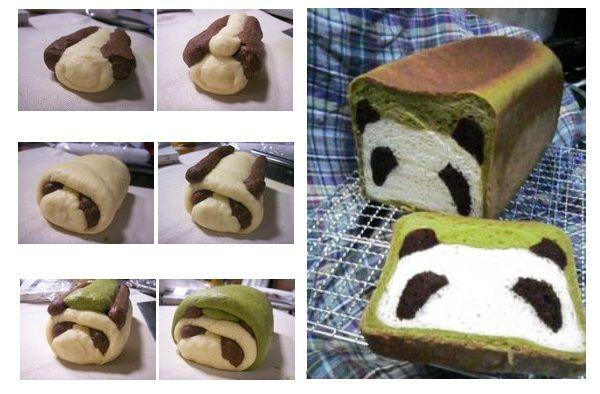 Panda Bread – Idea For The Kitchen