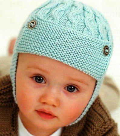 awesome Değişik El Örgüsü Bebek Şapkaları