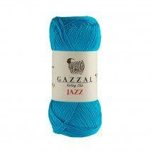 Gazzal Jazz Mavi El Örgü İpi -631