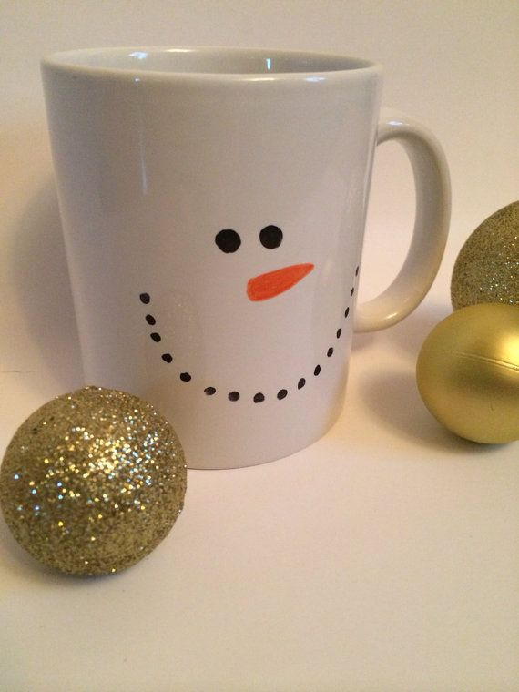Assez 32 best Snowmen Mugs images on Pinterest | Snowmen, Christmas  YL61