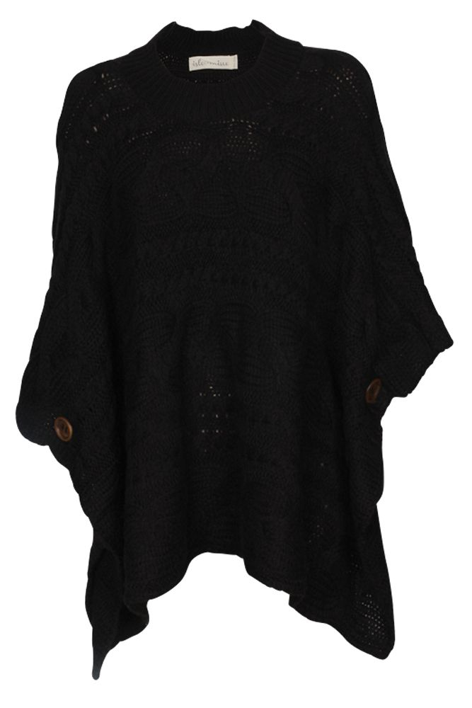 Balkan poncho #isleofmine #fashion #lifestyle #everyday #classic #winter #knit #poncho