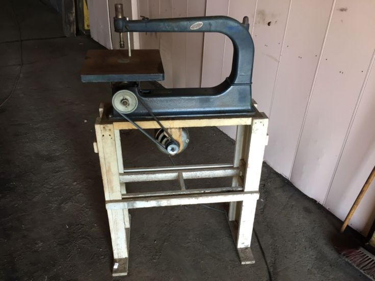 DIY  Tools Craftsman Scroll Saw