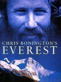 Chris Bonington's Everest.