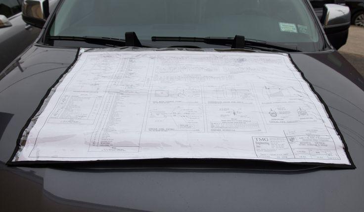 Plan Shield Art Case
