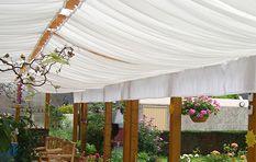 Standard Seilspannsonnensegel für Terrassen