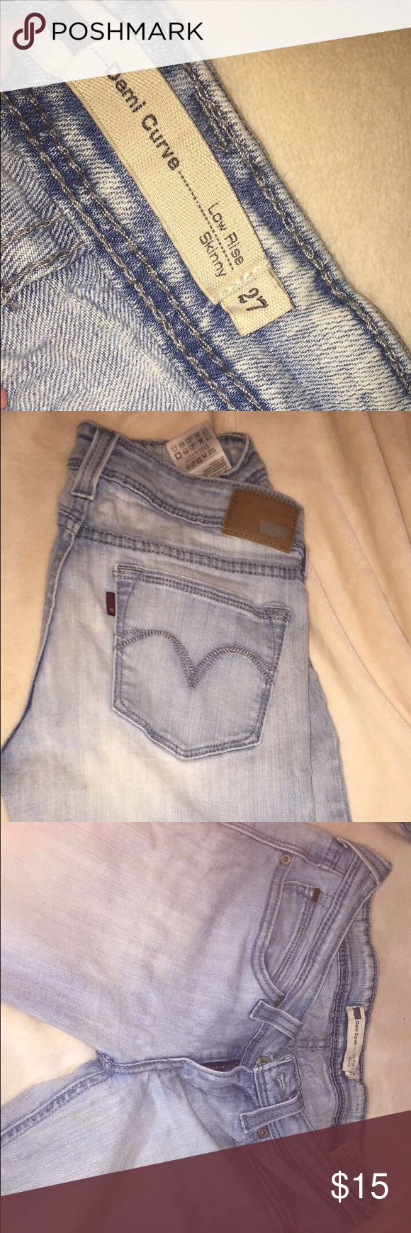 Jeans Teen ager size 27 Jeans Skinny