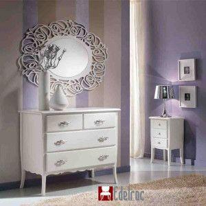 Comoda E3021A Mobilier dormitor mobila lemn