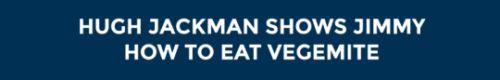 fallontonight: Hugh Jackman shows the Tonight Show the correct...