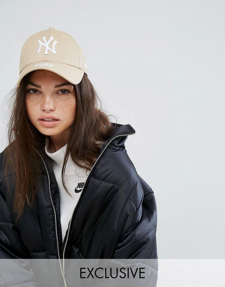 Get this New Era's cap now! Click for more details. Worldwide shipping. New Era 9Forty Stone NY Exclusive Cap - Beige: Hat by New Era, Cotton twill, Domed crown, Curved peak, Eyelet vents, Adjustable back strap, Do not wash, 100% Cotton, Exclusive to ASOS. Die-hard hat collector? Look no further than American label New Era, which offers a fresh and street led collection including beanies, baseball caps and snapbacks. Manufacturing hats since the 1930s, the brand continues to evolve, adding a…