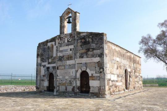 Villaspeciosa, Chiesa di San Platano