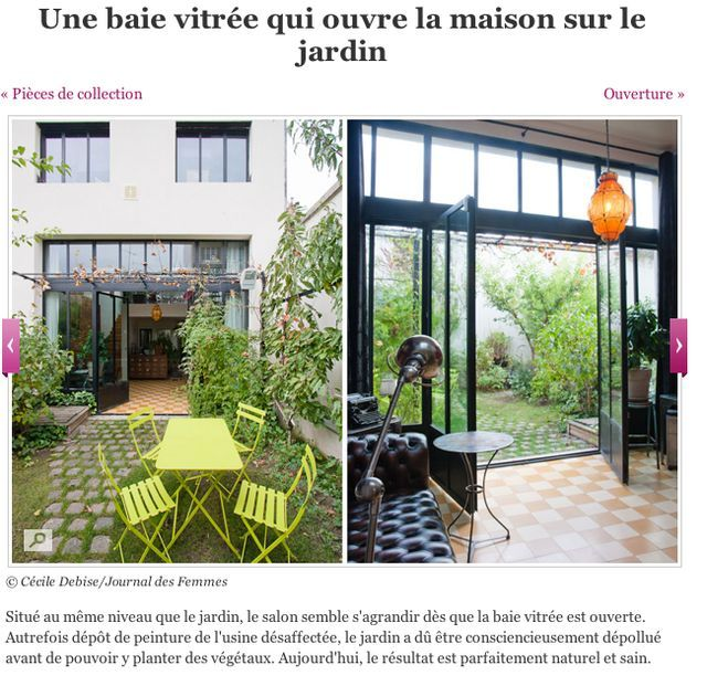 41 best baie vitrée images on Pinterest Bay windows, Lounges and