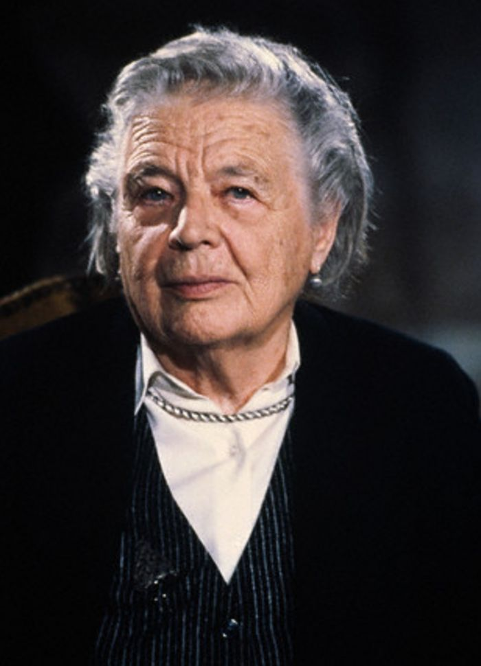 Marguerite Yourcenar (1903 - 1987) - Find A Grave Photos