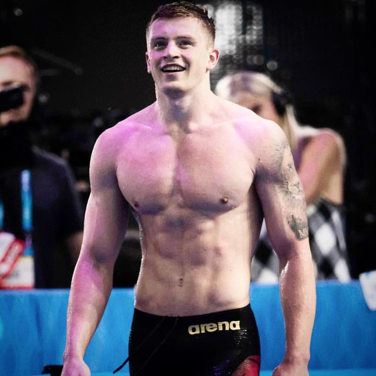 "1,609 Likes, 3 Comments - @arenausa on Instagram: ""Making us sound like a broken record (pun intended) @adam_peaty goes gold again - this time with a…"""