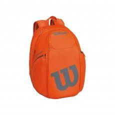 Wilson Vancouver Burn Backpack tennistas orange grey #Wilson #tennistas