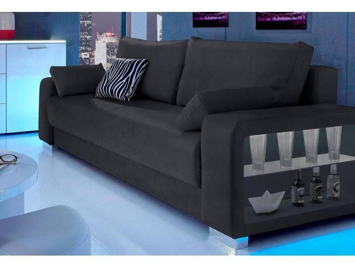 Leather Sectional Sofa Xl Roma Big Cornersofa Design Couch Led Lighting Usb Sofa Design Modern Leather Sofa Furniture