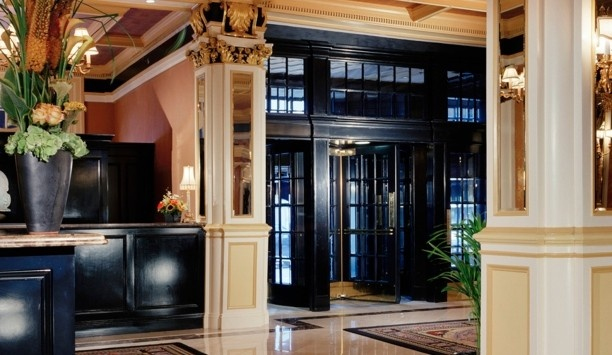 Lenox Hotel: The 214-room Lenox Hotel is a gold-trimmed institution in Boston's historic Back Bay.