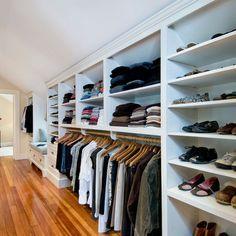 33 best closet images on pinterest | attic closet, master closet