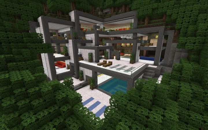 modern-hillside-minecraft-house-720x450.jpg 720×450 pixels