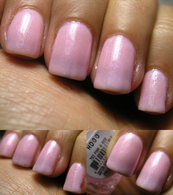 Essie Pink A Boo Nail Polish Bulk | Splendid Wedding Company