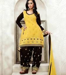 Buy Sizzling designer wear ethnic patiala salwar kameez party-wear-salwar-kameez online